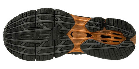 Mizuno Wave Prophecy 9 кроссовки для бега мужские черные