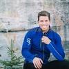 Лыжный костюм ST Pro Dressed Blue-yellow унисекс - 2