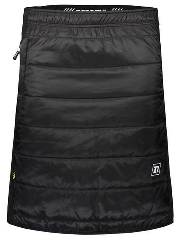 Noname Ski Skirt W теплая юбка женская черная