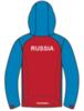 Nordski National 2020 теплая лыжная куртка женская красная - 4