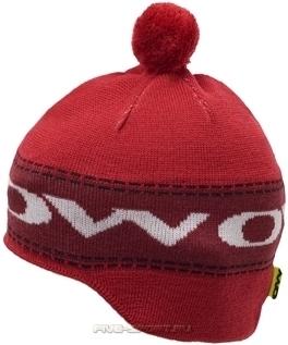 Лыжная шапка One Way Lugano red