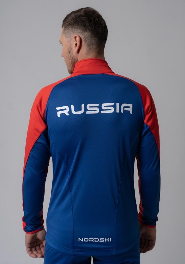 Nordski Premium Patriot лыжный костюм мужской - 4