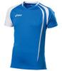 Asics T-shirt Fan Man футболка волейбольная blue - 1