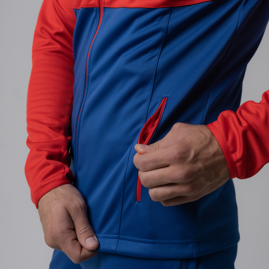 Nordski Premium Patriot лыжный костюм мужской - 7