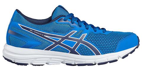 Asics Gel Zaraca 5 Gs кроссовки для бега подростковые синие