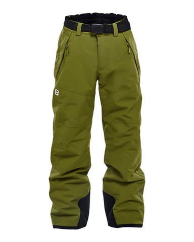 Детские горнолыжные брюки 8848 Altitude Inca guacamole