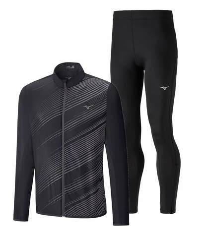 Mizuno Aero Impulse Core костюм для бега мужской