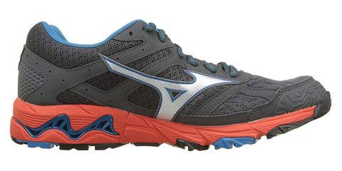 Mizuno Wave Mujin 5 GoreTex кроссовки беговые для мужчин черные-красные