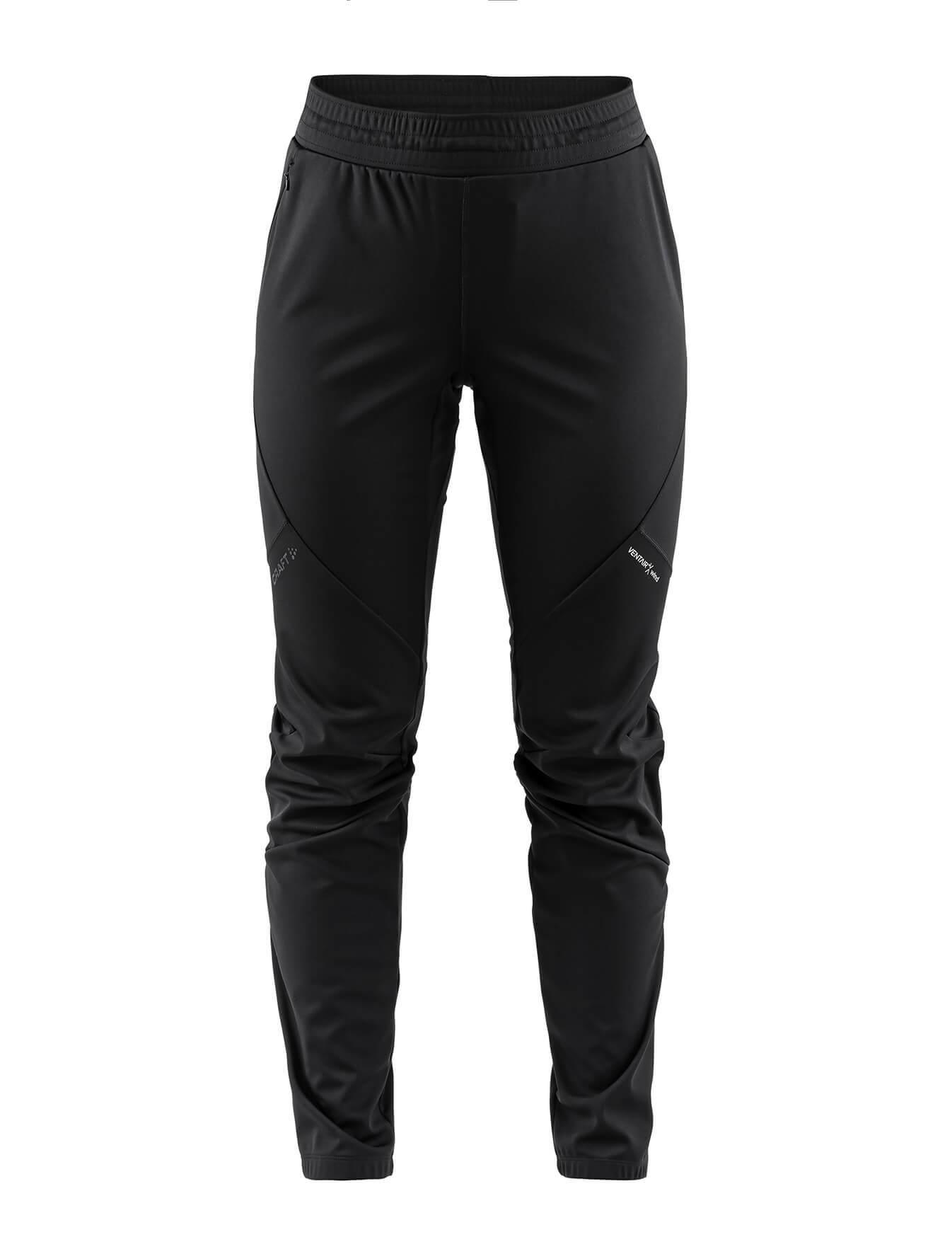 Craft Glide XC лыжные брюки женские черные