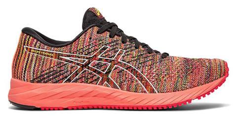 Asics Gel Ds Trainer 24 кроссовки для бега женские коралловые-черные
