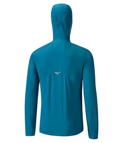 Mizuno Endura 20k Jacket мужская куртка для бега синяя
