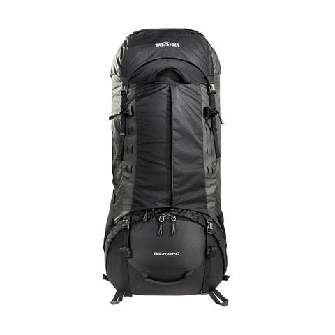 Tatonka Bison 90+10 туристический рюкзак black