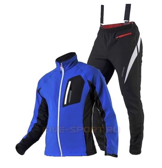 Лыжный костюм Noname Keep Moving Blue