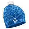Bjorn Daehlie Hat Mixzone шапка синяя - 1