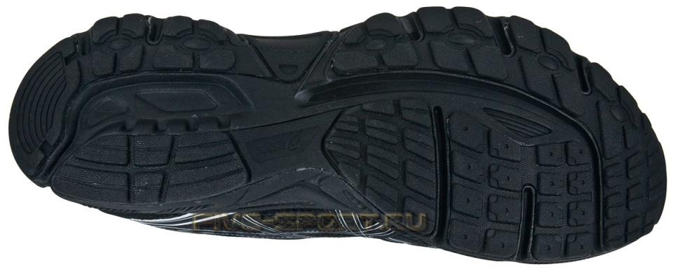 Asics Patriot 6 кроссовки для бега черные - 2