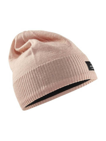 Craft Urban Knit Hat шапка розовая
