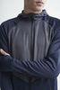 Craft Charge беговая куртка мужская темно-синяя - 4
