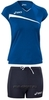 Asics Set Play Off  форма волейбольная женская blue - 1