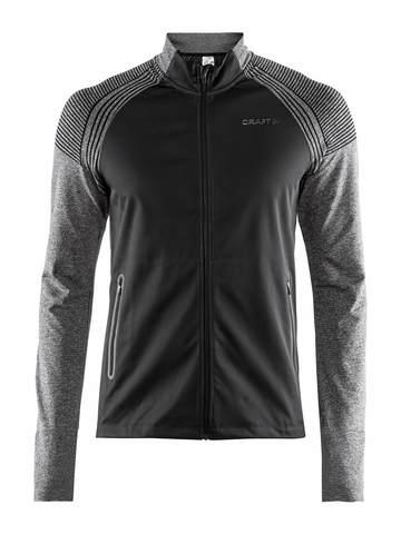 Craft Urban Run Fuseknit куртка для бега мужская