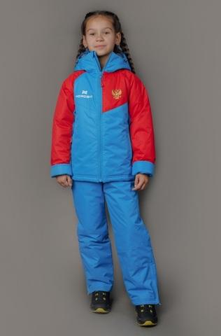 Nordski Jr National 2.0 утепленный лыжный костюм детский