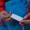 Nordski Premium разминочный лыжный костюм женский blue-red - 4
