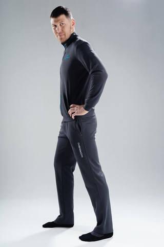 Nordski Zip Cuff спортивный костюм мужской grey