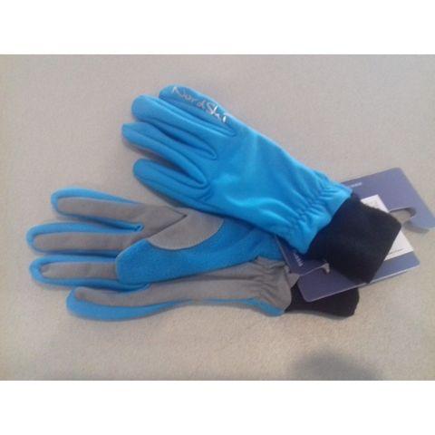 Nordski Warm National лыжные перчатки синие