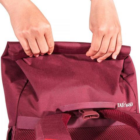 Tatonka Grip Rolltop Pack S городской рюкзак bordeaux red II