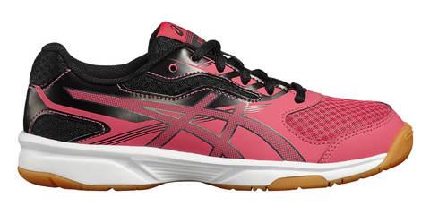 Asics Upcourt 2 GS кроссовки волейбольные детские розовые