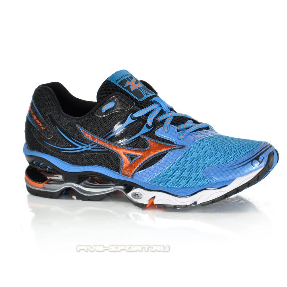 Mizuno Wave Creation 14 кроссовки для бега мужские