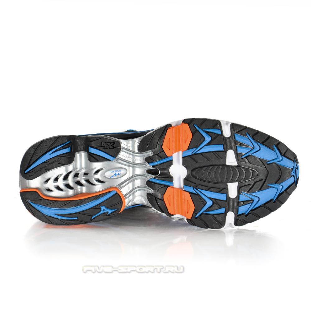 Mizuno Wave Creation 14 кроссовки для бега мужские - 2