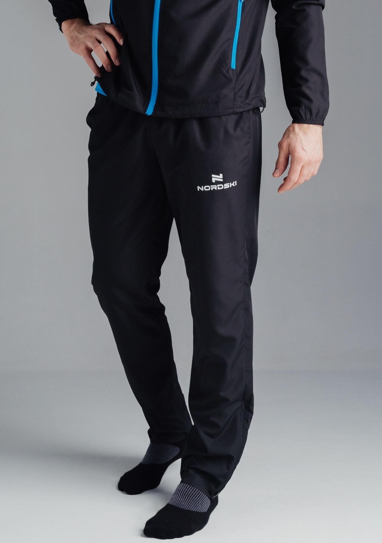 Nordski Motion брюки мужские Black