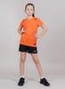 Nordski Jr Run футболка для бега детская orange - 4