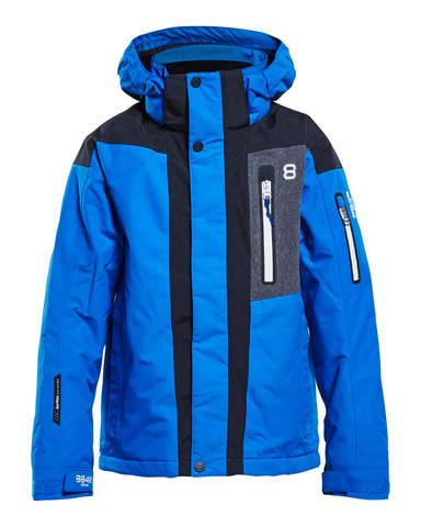 8848 Altitude Aragon детская горнолыжная куртка blue