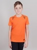 Nordski Jr Run футболка для бега детская orange - 1