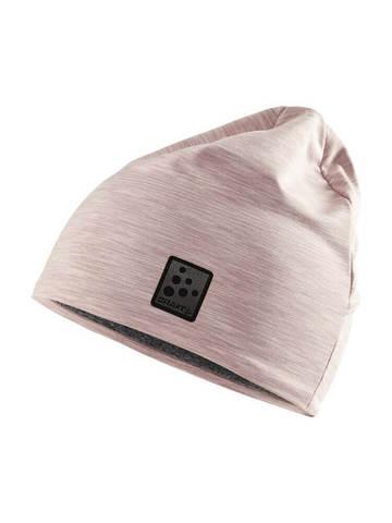 Craft Microfleece Ponytail шапка розовая