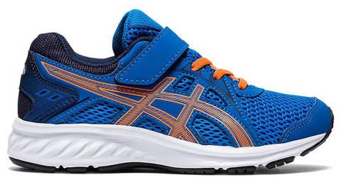 Asics Jolt 2 Ps кроссовки для бега детские синие