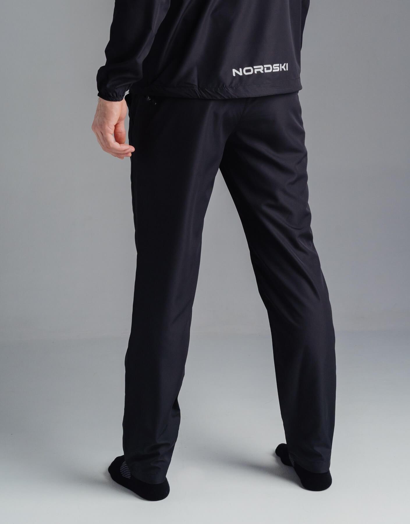Nordski Motion брюки мужские Black - 2