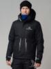 Nordski Extreme горнолыжная куртка мужская black - 1