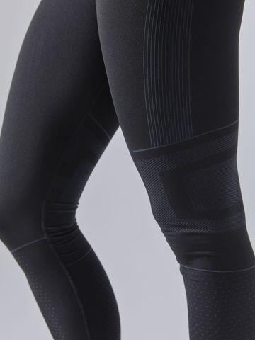 Craft Active Intensity термобелье рейтузы женские black
