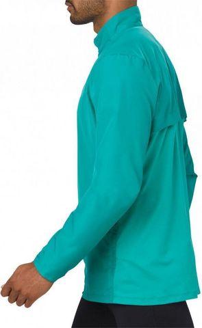 Куртка для бега мужская Asics Running Jacket бирюза