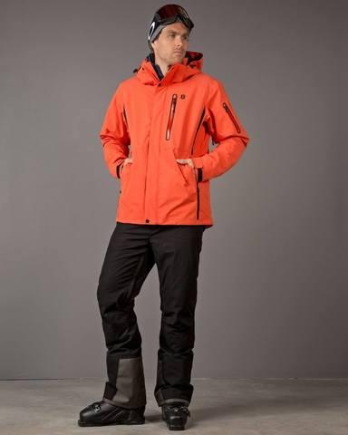 8848 Altitude Castor Wandeck горнолыжный костюм мужской red clay-black