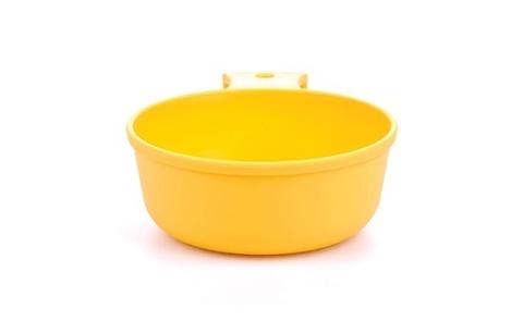 Wildo Kasa Bowl туристическая миска lemon