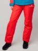 Nordski Premium теплые лыжные брюки женские красные - 1