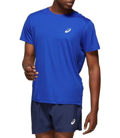 Asics Silver Ss Top футболка для бега мужская