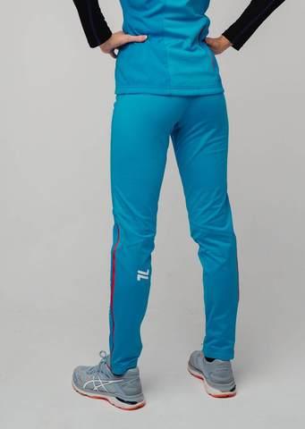 Nordski Pro RUS разминочные лыжные брюки женские