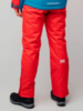 Nordski Premium теплые лыжные брюки женские красные - 2
