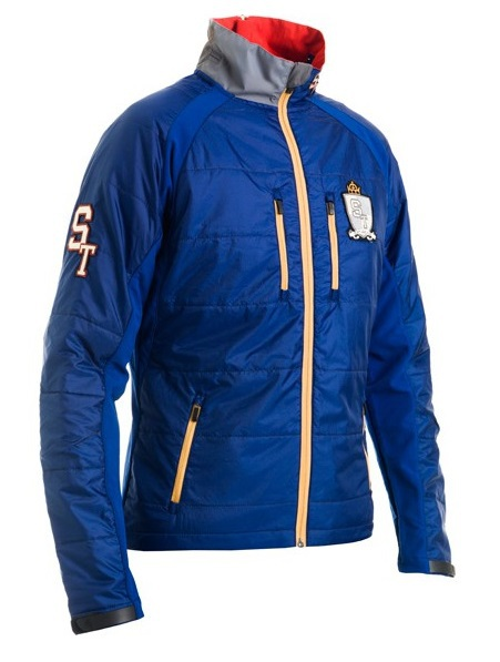 Лыжная Куртка Stoneham Warm up унисекс blue - 7