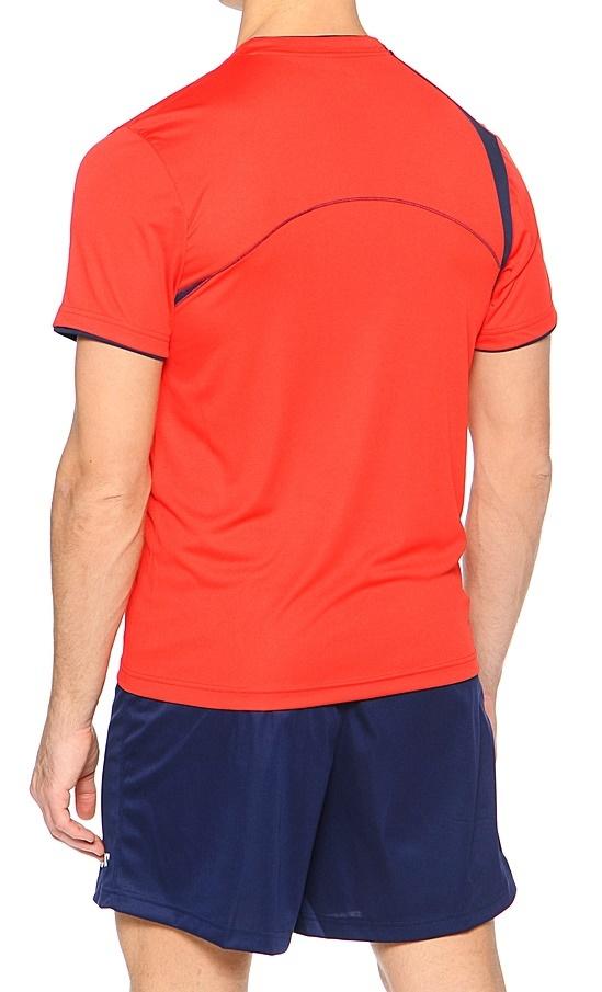 Asics Set End Man форма волейбольная мужская red