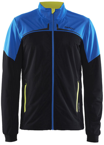Лыжная куртка Craft Intensity XC мужская black/blue